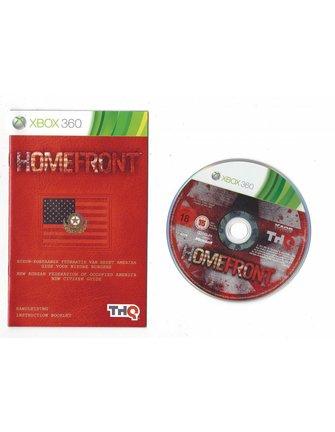 HOMEFRONT voor Xbox 360