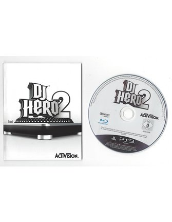 DJ HERO 2 voor Playstation 3 PS3