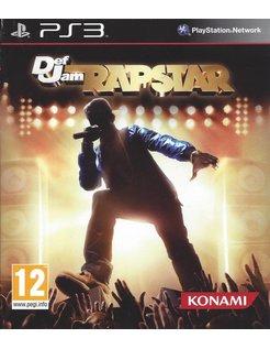 DEF JAM RAPSTAR voor Playstation 3