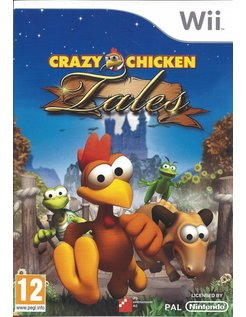 CRAZY CHICKEN TALES for Nintendo Wii