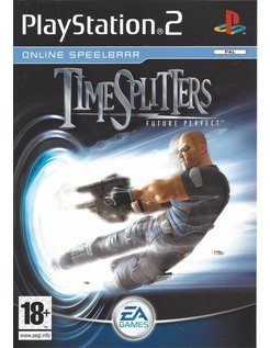 TIMESPLITTERS FUTURE PERFECT voor Playstation 2 PS2 - handleiding in NL