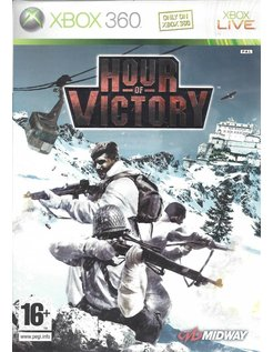 HOUR OF VICTORY voor Xbox 360