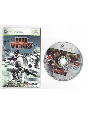 HOUR OF VICTORY voor Xbox 360