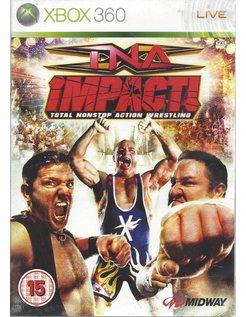 TNA IMPACT Total Nonstop Action Wrestling met bonus dvd en poster - Xbox 360
