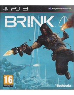 BRINK voor Playstation 3