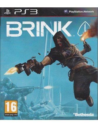 BRINK für Playstation 3 PS3