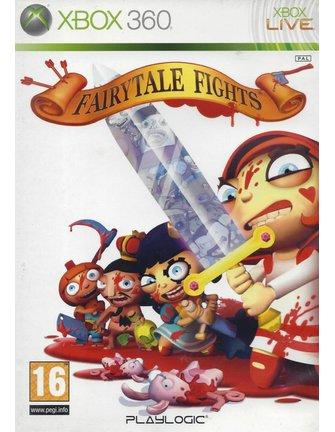 FAIRYTALE FIGHTS voor Xbox 360