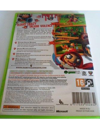 FAIRYTALE FIGHTS für Xbox 360