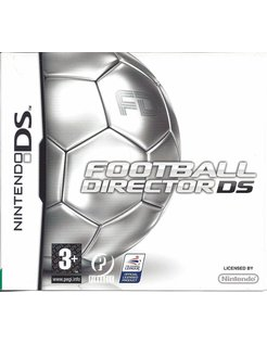 FOOTBALL DIRECTOR DS for Nintendo DS