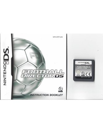 FOOTBALL DIRECTOR DS für Nintendo DS