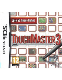 TOUCHMASTER 3 TOUCH MASTER 3 voor Nintendo DS
