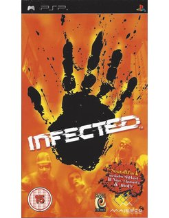 INFECTED for PSP