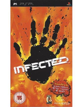 INFECTED voor PSP