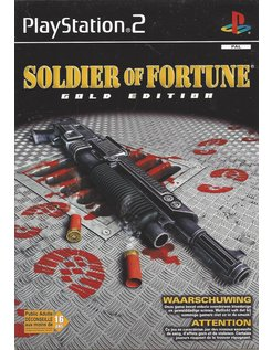 SOLDIER OF FORTUNE GOLD EDITION for Playstation 2 PS2