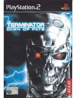 THE TERMINATOR DAWN OF FATE voor Playstation 2