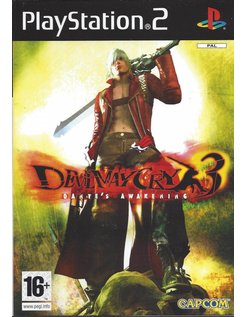 DEVIL MAY CRY 3 DANTE'S AWAKENING voor Playstation 2 PS2