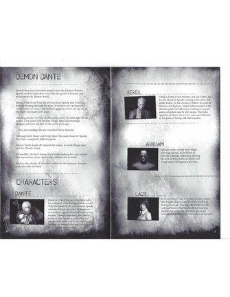 DEVIL MAY CRY 3 DANTE'S AWAKENING für Playstation 2 PS2