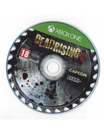 DEAD RISING 3 voor Xbox One