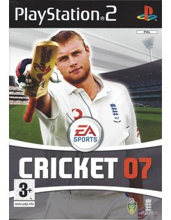 EA SPORTS CRICKET 07 for Playstation 2