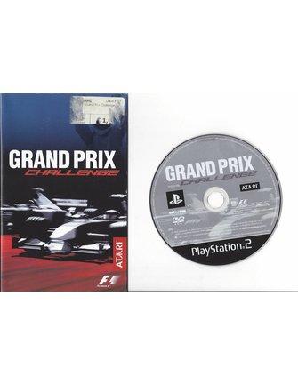 GRAND PRIX CHALLENGE voor Playstation 2 PS2