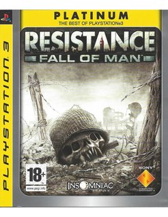 RESISTANCE FALL OF MAN für Playstation 3 PS3 - Platinum