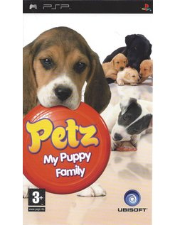 PETZ MY PUPPY FAMILY voor PSP