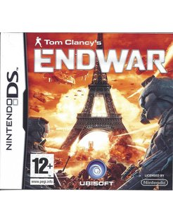 TOM CLANCY'S ENDWAR for Nintendo DS