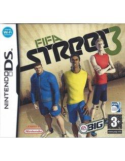 FIFA STREET 3 voor Nintendo DS