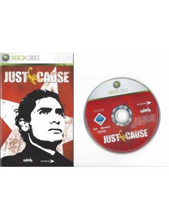 JUST CAUSE für Xbox 360