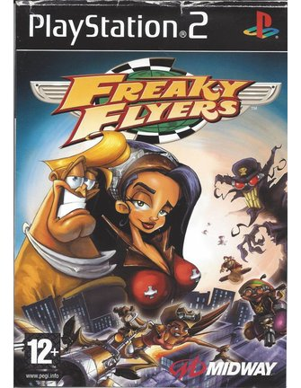 FREAKY FLYERS für Playstation 2 PS2