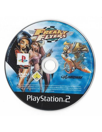 FREAKY FLYERS voor Playstation 2 PS2