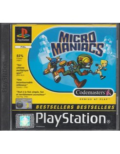 MICRO MANIACS für Playstation 1