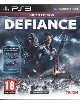 DEFIANCE für Playstation 3 PS3