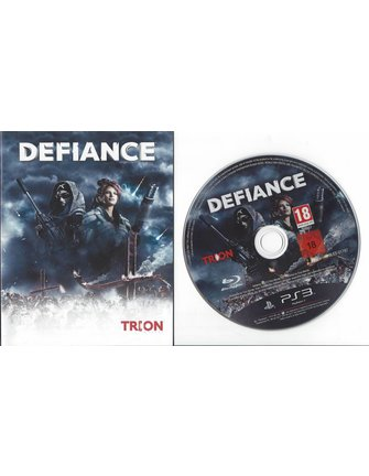 DEFIANCE voor Playstation 3 PS3