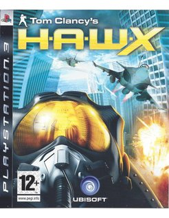 TOM CLANCY'S H.A.W.X. - HAWX voor Playstation 3 PS3