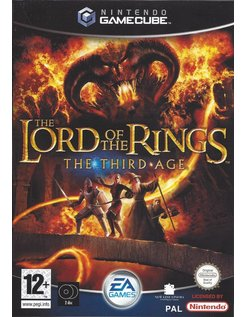 THE LORD OF THE RINGS - THE THIRD AGE for Nintendo Gamecube