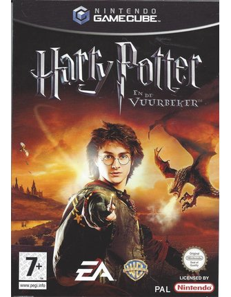 HARRY POTTER EN DE VUURBEKER für Nintendo Gamecube