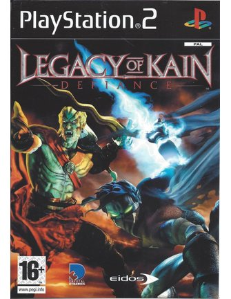 LEGACY OF KAIN DEFIANCE voor Playstation 2 PS2