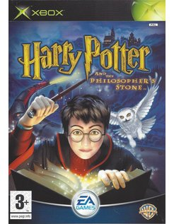 HARRY POTTER AND THE PHILOSOPHER'S STONE for Xbox