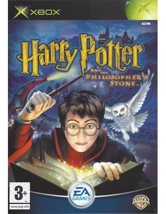 HARRY POTTER AND THE PHILOSOPHER'S STONE voor Xbox