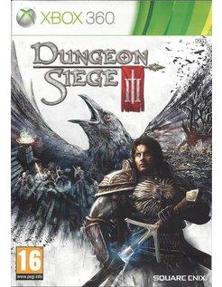 DUNGEON SIEGE III (3) für Xbox 360