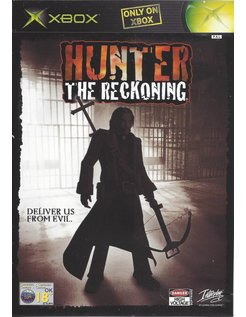 HUNTER THE RECKONING for Xbox