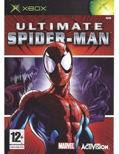 ULTIMATE SPIDER-MAN voor Xbox