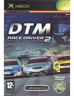 DTM RACE DRIVER  2 for Xbox