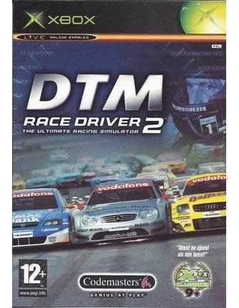DTM RACE DRIVER  2 voor Xbox