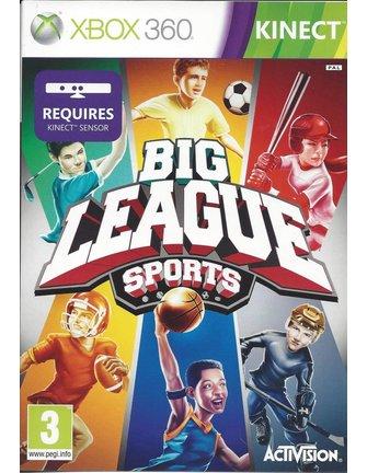 BIG LEAGUE SPORTS für Xbox 360