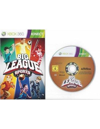 BIG LEAGUE SPORTS voor Xbox 360