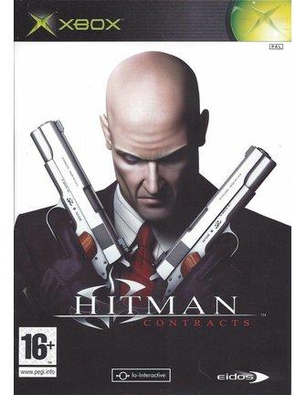 HITMAN CONTRACTS voor Xbox