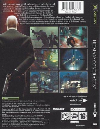 HITMAN CONTRACTS für Xbox