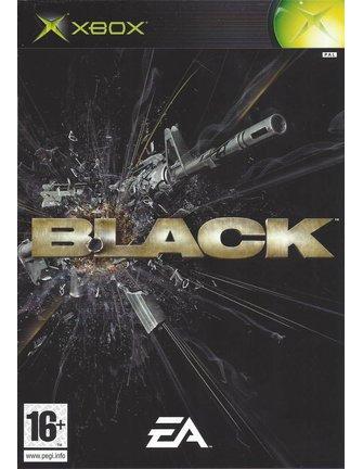 BLACK voor Xbox
